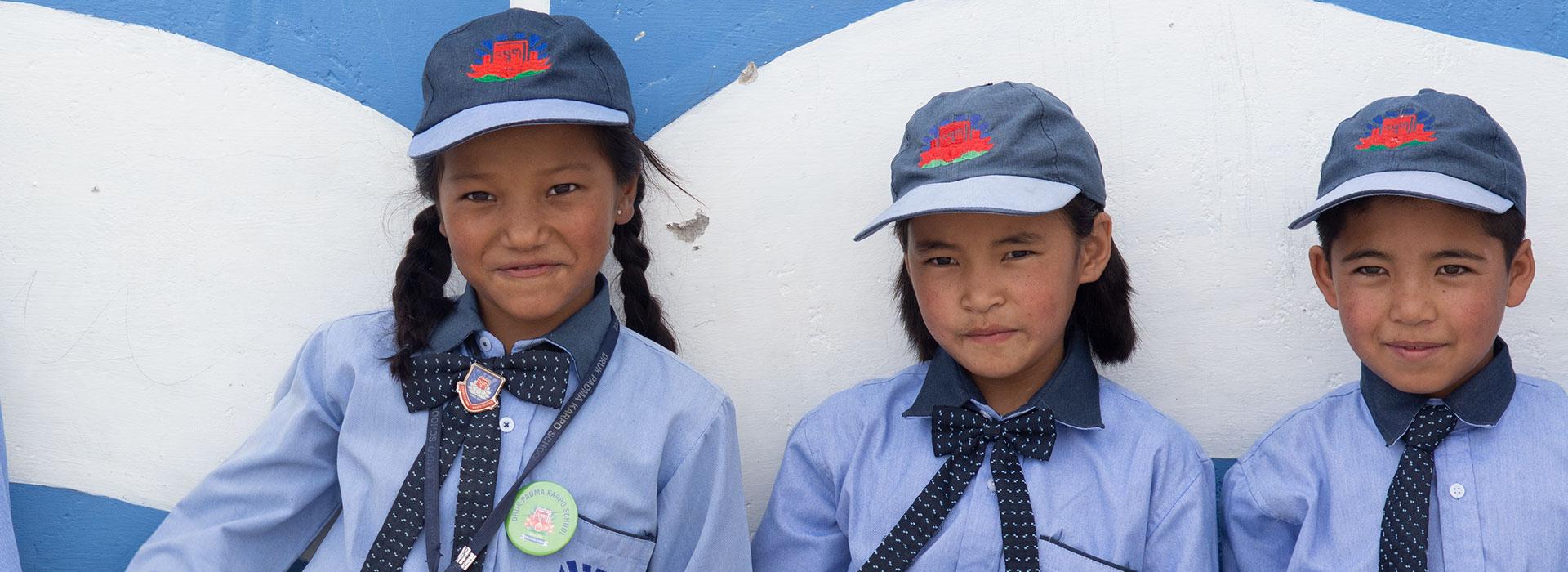 Himalayan Children