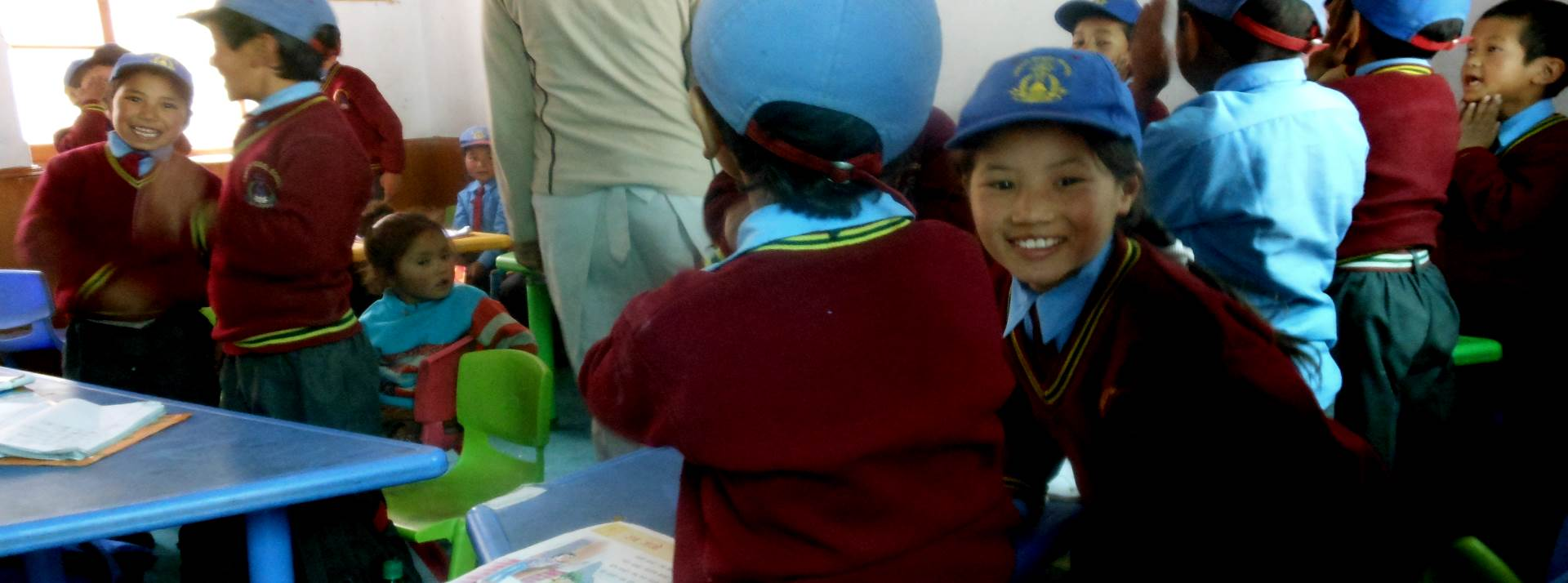 100% of funds raised are used directly in the education of children in Ladakh